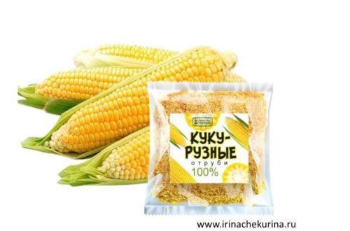 CHem polezny kukuruznye otrubi