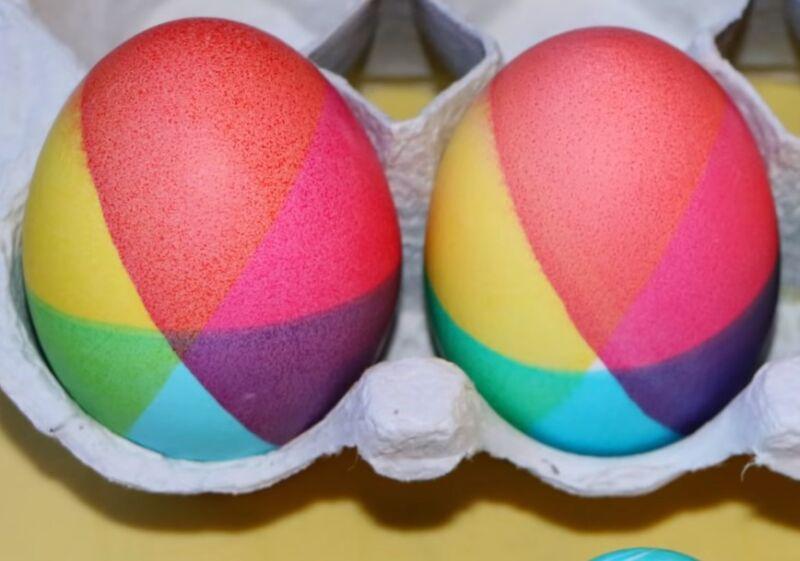 Raduzhnye jajca